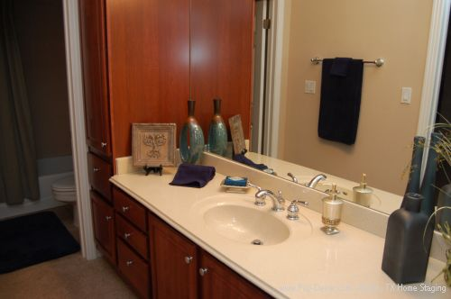Home Staging Austin After Picture of Bathroom